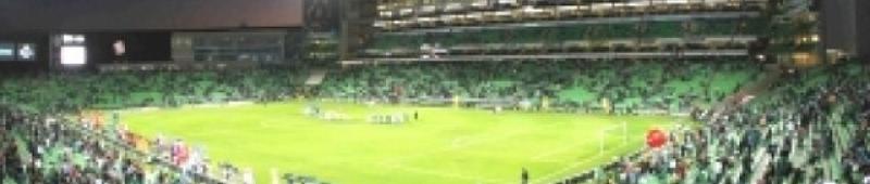 Nuevo Estadio Corona