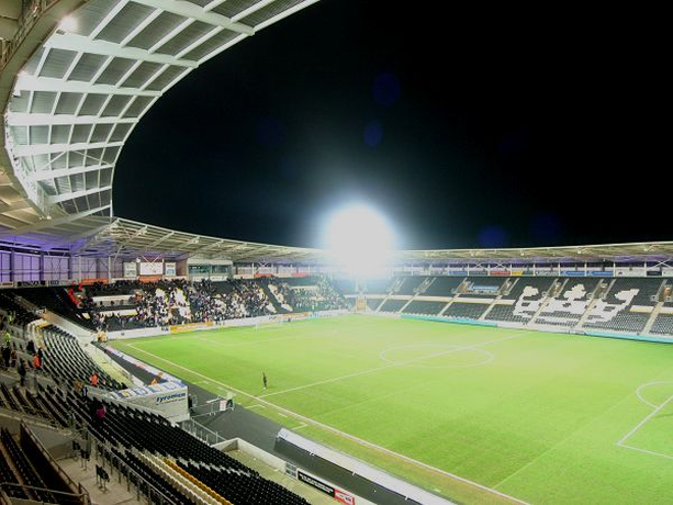 Kingston Communications Stadium